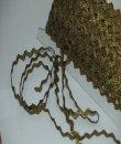 Zlatá prýmka 1cm