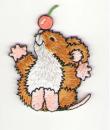 Myšák s třešní 5x6cm