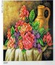 Růže s džbánem Orchidea art.2543