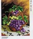Hroznové víno v košíku Orchidea art.2098